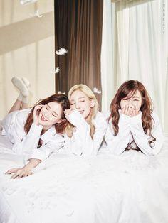 TaeTiSeo (Taeyeon, Tiffany & Seohyun)