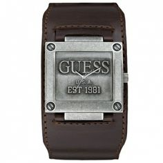 Guess Watch Caballero W90025G1