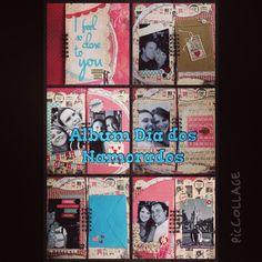 Mini album Dia dos Namorados