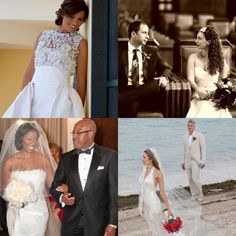 Here a few of our custom brides.  Join us at Angelique Bridal for a special V-day trunk show.  www.angeliquebridal.com