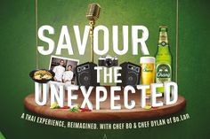 Win a year's supply of Chang Beer