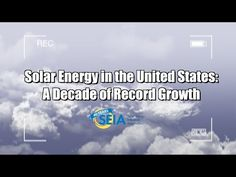 A new article about Solar Panels has been added at http://greenenergy.solar-san-antonio.com/solar-energy/solar-panels/solar-energy-in-the-united-states-a-decade-of-record-growth/