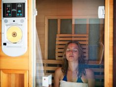 Red-Hot Wellness Trend: Infrared Saunas buy yours at www.salussaunas.com