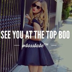 Photo taken by @bossbabe.inc on Instagram, See you at the top boo! #bossbabe www.youniqueproducts.com/khudak