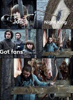 Are you looking for inspiration for got funny?Browse around this site for perfect Game of Thrones pictures. These amazing memes will make you enjoy. Arte Game Of Thrones, Game Of Thrones Meme, Winter Is Here, Winter Is Coming, Movies And Series, Tv Series, Game Of Throne Lustig, Game Of Trone, Got Memes