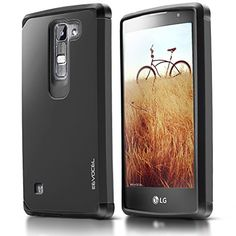 Evocel® LG Escape 2 / Spirit H443 Case - Dual Layer Armor Protector Case For LG Escape 2 / LG Spirit H443 (AT&T / Cricket)- Retail Packaging, Slate Evocel http://www.amazon.com/dp/B00ZDVMA0O/ref=cm_sw_r_pi_dp_ugdLwb1WEGD8A