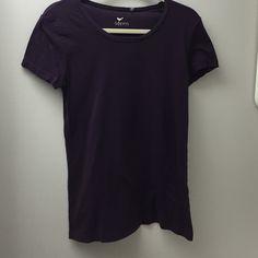 Purple tee Purple short sleeve tee Stem Tops Tees - Short Sleeve