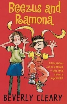 Beezus and Ramona | 27 Books You've Probably Read In Elementary School If You're Between The Ages Of 23-30
