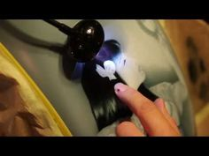 Great airbrush tutorials by Ryan Townsend! Airbrush art, Custom paint, Noir.