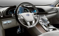 Volvo S60 Interior Volvo S60, Car Interior Design, Interior Concept, Vans, Volvo Cars, Futuristic Cars, Top Cars, Expensive Cars, Car Wallpapers