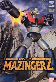 """Mazinger Z, """"Puños fuera"""""""