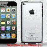 iPhone 5 Could Be Named As the New iPhone like the New iPad