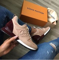sapatos da Louis Vuition