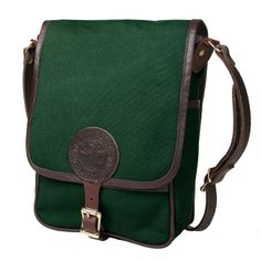 Duluth Pack's Haversack, which is great for use with an iPad