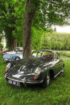 Porsche 356 road trip