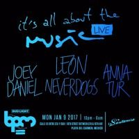 ANNA TUR - IT'S ALL ABOUT THE MUSIC @ The BPM 2017 by ANNA TUR on SoundCloud