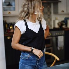 Camis over tees ⭐️❤️