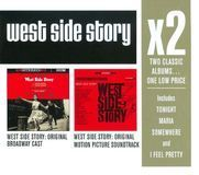 West Side Story [Original Broadway Cast]; West Side Story [Original Motion Picture Soundtrack] [CD], 88697505342