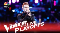 "The Voice 2015 Jeffery Austin - Live Playoffs: ""Say You Love Me"""