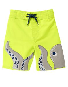 Octopus Swim Shorts at Gymboree