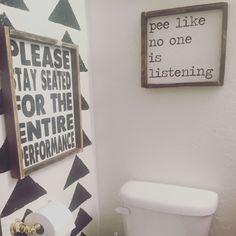 Pee Like No One Is Listening