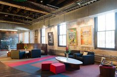 Community   Community Meeting Areas // Embrace the open space