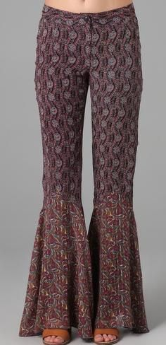 """now that's bell bottoms..and the """"all new"""" polyester"""