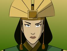 avatar kyoshi without her warrior makeup? Avatar Kyoshi, Avatar The Last Airbender, Korra Comic, Avatar World, Iroh, Team Avatar, Fire Nation, Marvel Characters, Fantasy Characters