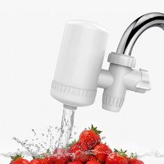 Hight Technology  Healthy Ceramic Cartridge Tap Faucet  Water Activated carbon Filter Purifier Health white for Home Kitchen #jewelry, #women, #men, #hats, #watches