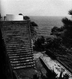 Escalinata Casa Malaparte