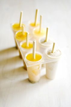Recipes and cooking blog : Trotski & Ash » Recipe » calendar giveaway and a frosty passionfruit popsicle
