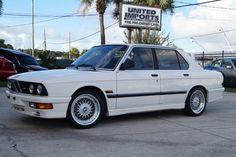 Cars for Sale: Used 1987 BMW 528e in Sedan, Jacksonville FL: 32211 Details - Sedan - Autotrader