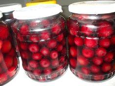 Befőttek, kompótok, savanyúság receptek » Blog Archive » Cseresznye-, vagy meggykompót, ahogy én készítem