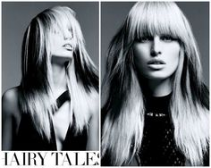 Hair Tales - Vogue Germany Abril 2012