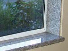 Grey granite window sills granite countertops ,granite slabs,marble tiles,granite tiles at professional granite and marble manufacturer Granite Tile, Marble Tiles, Granite Countertops, Window Sill, Google Images, Interior And Exterior, My House, Windows, Grey