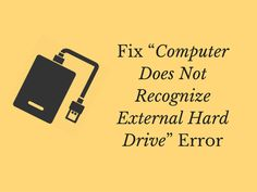 recover deleted data from unrecognized external hard drive easily in just few steps by using Card Data Recovery