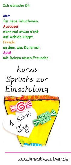 Sprüche zur Einschulung short sayings for training to make great greeting cards & congratulations to the beginning of school & great Einschulungssprüche for the gift The post Proverbs on enrollment appeared first on Leanna Toothaker. I School, First Day Of School, Back To School, After School Routine, School Routines, Kindergarten Portfolio, Kindergarten Lessons, Animals Vector, School Enrollment