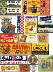Click image for larger version. Name: Views: 8 Size: KB ID: 65871 Vintage Labels, Vintage Signs, Vintage Menu, Vintage Posters, Advertising Signs, Vintage Advertisements, Hobby Trains, Historical Artifacts, Model Train Layouts
