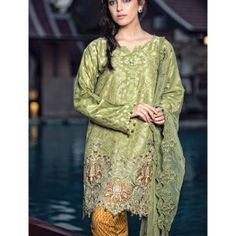 Maria B Summer Lawn Dresses Vol-1 2016 Collection 11