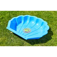 Fountain Products Clam Shell Sandpit | Bunnings Warehouse