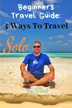 Do you know the different options you have to travel solo? And do you know if you want a lot of structure or nothing at all? I'm combining the two dilemmas to give you as much knowledge before deciding how your first solo travel should look like. Travel for beginners | New to travel | Travel tips | Travel Hacks | World Travel | Travel Beginners Tips | Best Travel Tips | Travel Solo | Solo Traveling | Travel Alone #Solotravel #Solotraveling #Solotravels #Waystotravelsolo