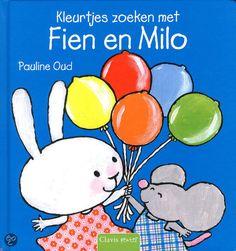 bol.com | Kleurtjes zoeken met Fien en Milo, Pauline Oud | 9789044824063 | Boeken...