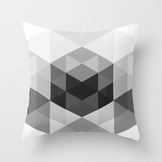 Hexeosis Throw Pillow $20