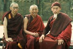 Geshe Kelsang Gyatso, Geshe Konchog and Kyabje Zong Rinpoche : Dorje Shugden The Protector Of Our Time