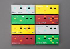 Design Project – Packaging for paper manufacturer Fedrigioni's Sirio Color range Graphic Design Branding, Logo Design, Brand Magazine, Brand Packaging, Design Packaging, Packaging Ideas, Paper Manufacturers, Printing And Binding, Packaging Design Inspiration