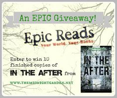 in the after demitria lunetta giveaway epic reads