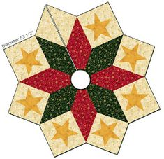 Ribbon On Christmas Tree, Wooden Christmas Trees, Christmas Tree Decorations, Christmas Tree Ornaments, Christmas Bells, Christmas Angels, Christmas Tree Skirts Patterns, Christmas Crochet Patterns, Christmas Sewing