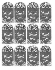 ちょっとしたプレゼントやお礼、ウエディングのお土産などに付ける【thank you】タグの無料テンプレ―トをまとめました。 お礼の気持ちなので自分で作ったタグなら話題にもなりますね。 個人利用OK、商用利用不可です。