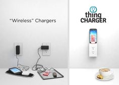 Running out of outlets to plug in your chargers for all of your devices? Then you might want to check thethingChargerout. It's a portable outlet-slash-charger of sorts that lets you…