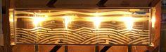 Fredrick Raymond Solid Brass Signed Wall Fixture from 1985 Display Model #FredrickRamond